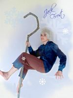 Jack frost cosplay IX by Guilcosplay