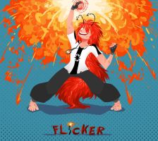Flicker by ArtistsBlood