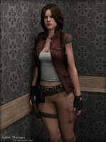 Helena Harper Render 1 by Isobel-Theroux