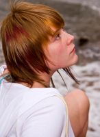 At The Beach II by DundeePhotographics