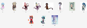 Adopts for Resale - one left by Kavaro