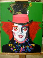 Mad Hatter by zoinkscameron
