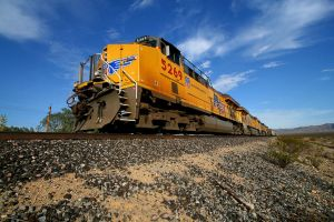 Union Pacific in Nipton by Hobgoblin666