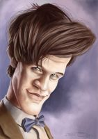 THE 11TH DOCTOR by JaumeCullell