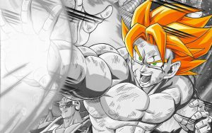6843 Dragon Ball Z Hd Wallpapers by miles-spiderman