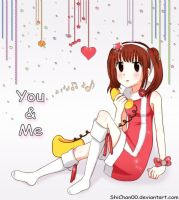 +Contest Entry+ You and Me by ShiChan00