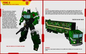 AUTOBOT PRIME-8 by F-for-feasant-design