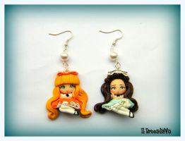 Lolita Earrings by BrucaliffoBijoux