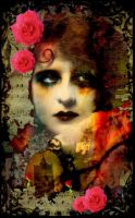 Passion's Rose by Bohemiart