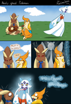 Nasty ghost Pokemon by PlatinaSena