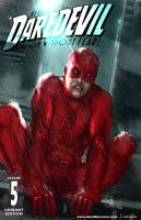 Daredevil by D--CO