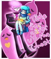 -Time for givin' up the ghost- by LaliChan94