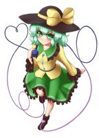 Koishi's Day! by Mazume