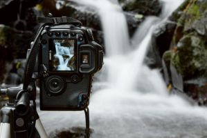 Waterfall shoot by Desintegrator