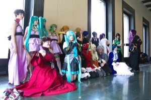 AB 12: Vocaloid photoshoot 6 by PockyBoxxProductions