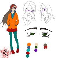 Persona Updated Design - Sylar Grimm by SylarGrimm