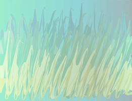 Abstract Grass by PaperTheWall