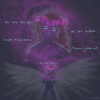 your love rules the atmosphere by Cubbeargirl2