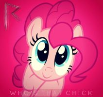 (Pinkie Pie) Who's That Chick - Rihanna by ShiningDiamonds