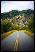 Fall Begins in Utah by AndrewAdkins