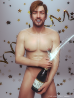 Franko, Happy New Year by JavierMicheal