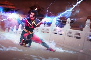Avatar: Azula by christie-cosplay