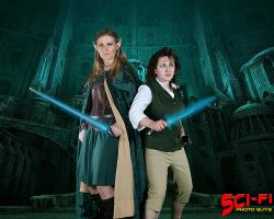 AwesomeCon 2015 - Mines of Moria by FadingNoctis