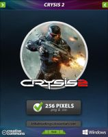 Crysis 2 Icon by tRiBaLmArKiNgS