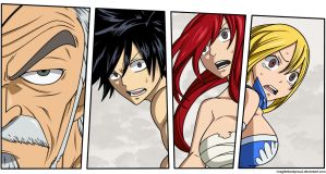 Fairy Tail 244 by imagleekandproud