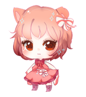Gift: Super Mini Chibi by Hatty-hime