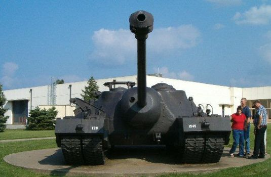 T28 - Front by RBL-M1A2Tanker