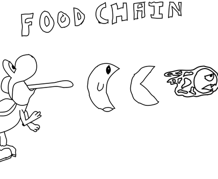 Food Chain by ajkcool