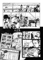 Van Helsing Vs. Jack the Ripper p.10 by BillReinhold