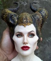 maleficent summer look wip by aramismarron