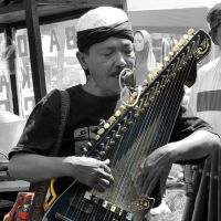 Traditional Musician by rudi226