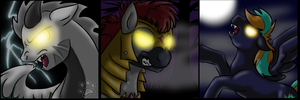 Nightmare Night icons batch 2 by jesslyra