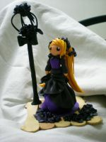 purple envy Black Lolita by CNsArto