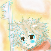 Sora . sketchy 8D by WINGEDLESS