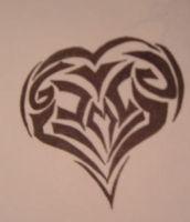 Heart Design by LillyMasacre