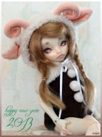 Happy new... by Lelahel-Clothes