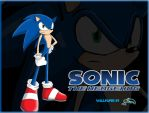 Sonic The Hedgehog Wallpaper by GianTheEchidna