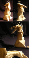 The Tuurasucha - 3D Printed Model by LeccathuFurvicael