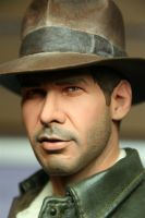 Sideshow Indy statue repaint 4 by DarrenCarnall