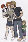 Clace: Family by Deesney