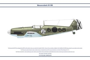 Bf 109 D-1 J88 5 by WS-Clave