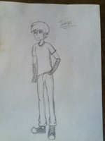 Jake: New design(WIP) by punkgirl73mw
