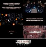 Red Dwarf - The Movie, mock up opening scenes by DoctorWhoOne