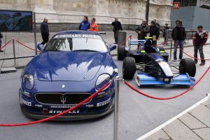 Maserati GP and F 3000 Int. by luis75