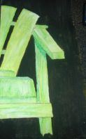 green chair by body-language
