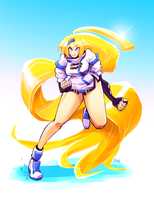 Millia Rage by TOYspence